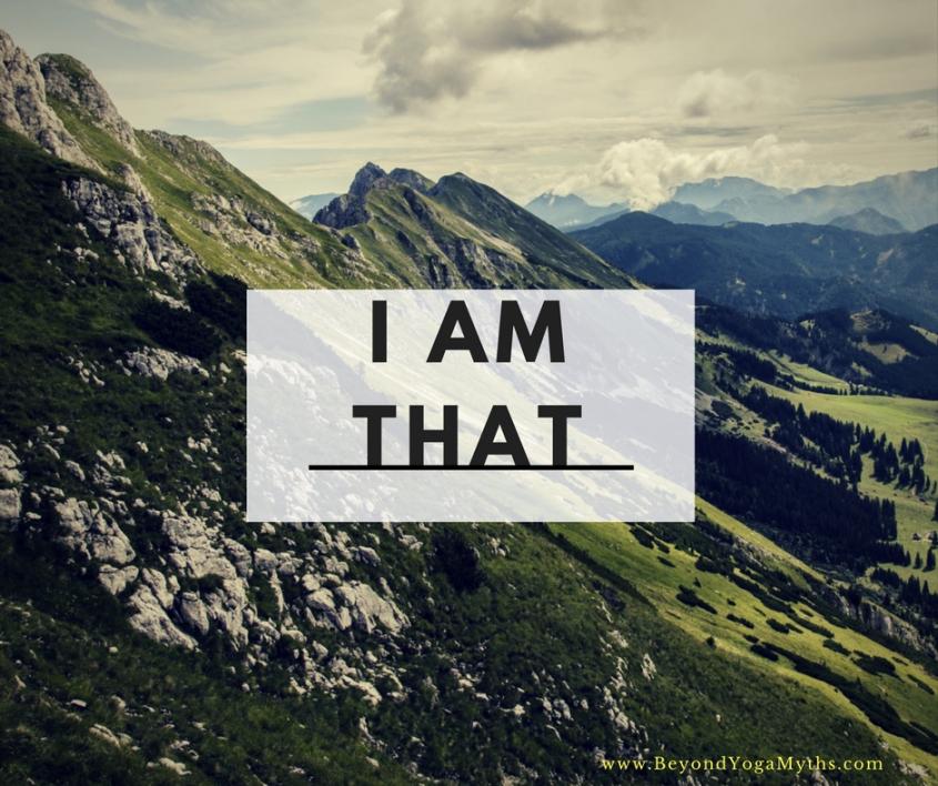I AM THAT (1)